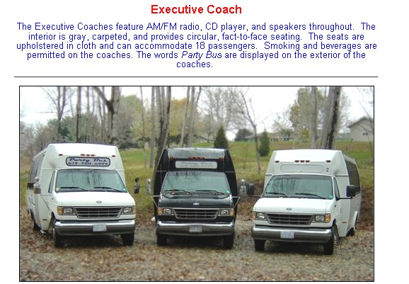 Charter Bus For Hire In Minneapolis Mn Minnesota