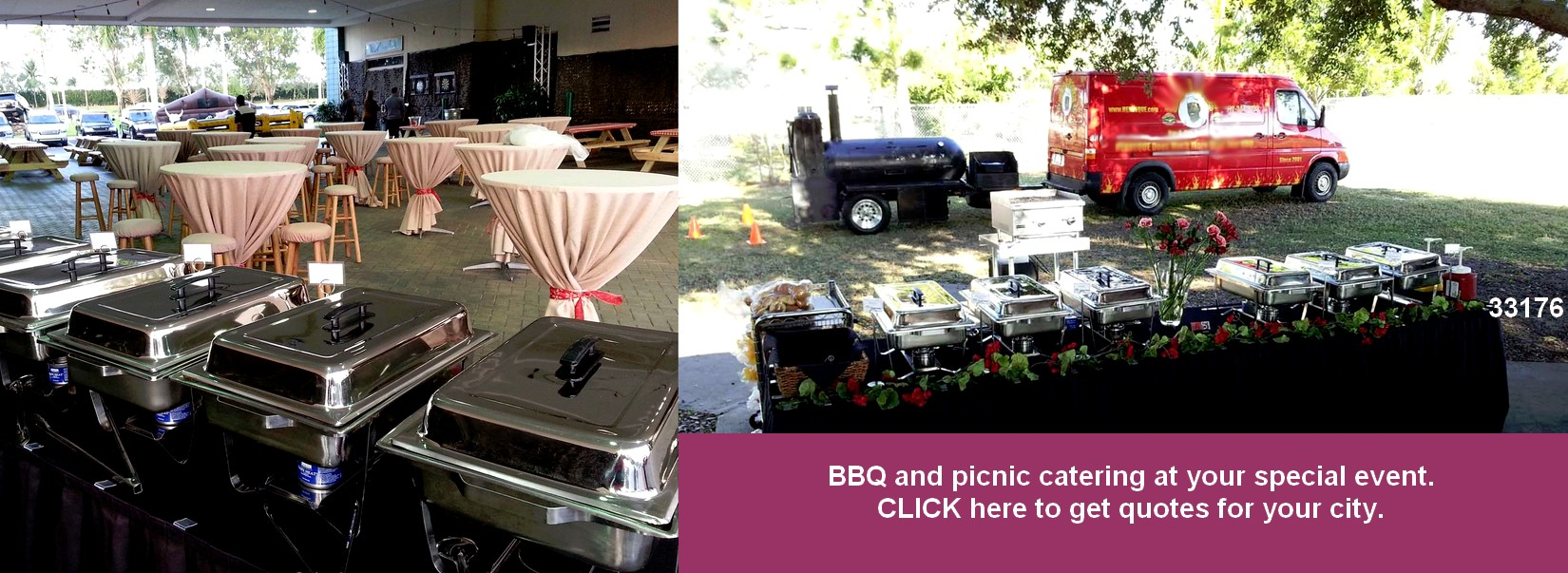bbq catering 2 on site catering designs 33176