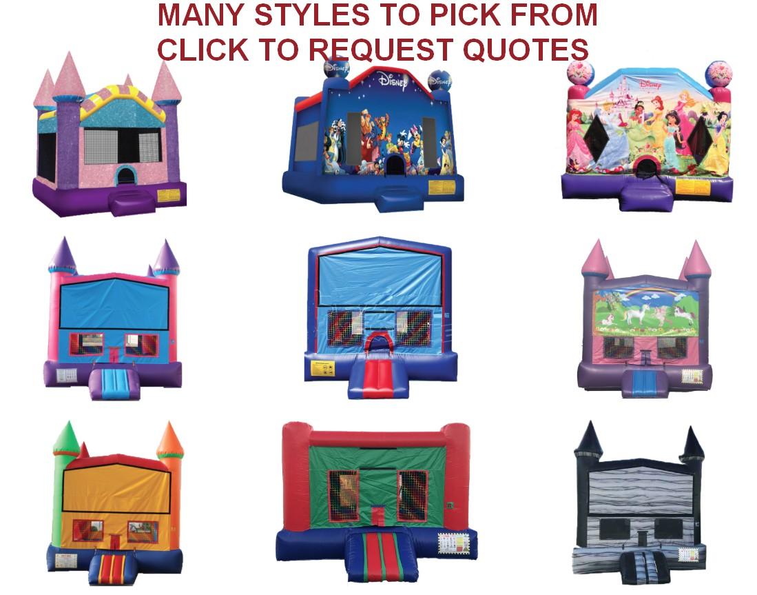 bounce house rentals jumper rentals 53325