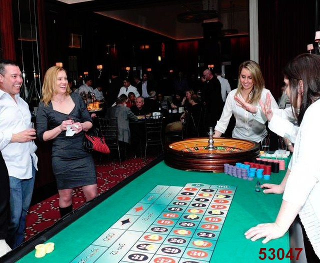 casino games roulette corporate events 53047