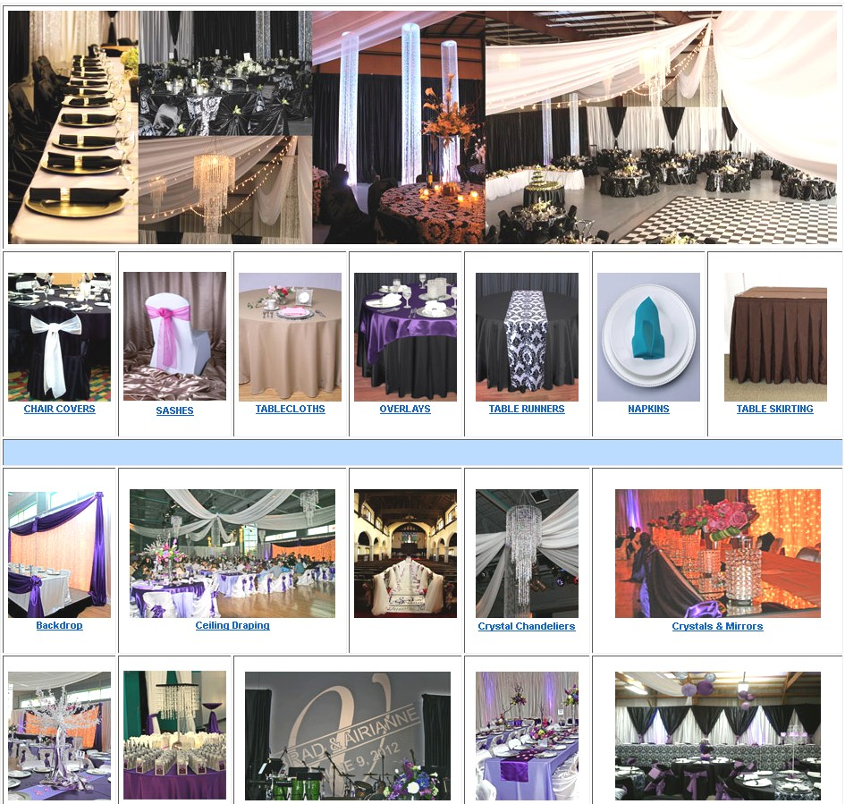 chair cover rentals table linen rentals iowa nationwide
