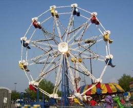 complete carnival midway rides and games ferris wheel carnival ride festival texas