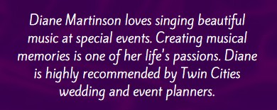 diane martinson music recommended