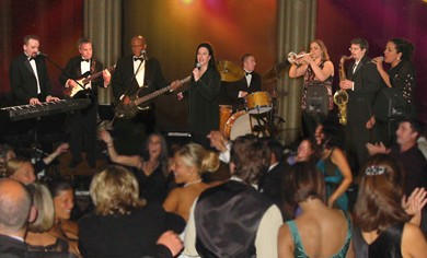 elevation variety band corporate events