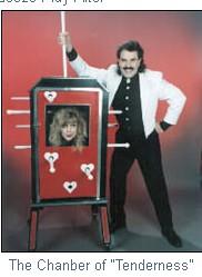 entertainer magician minneapolis illusionist minnesota kevin