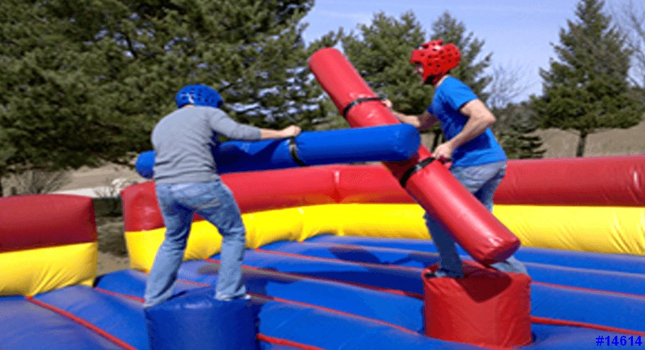 Joust Inflatable Rental In El Paso Tx Texas