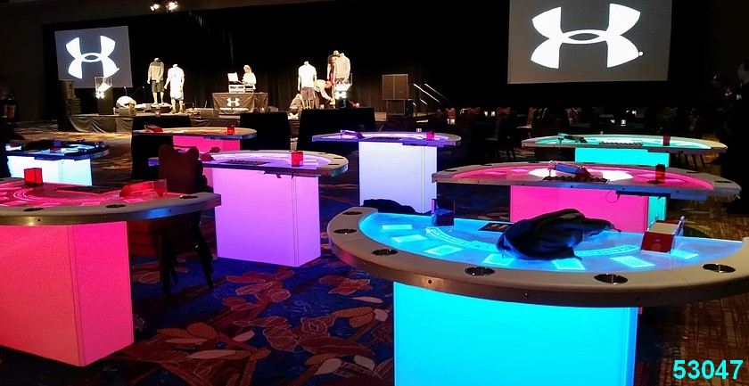 glow games more casino games glow in the dark rentals corporate events 53047 Glow Games