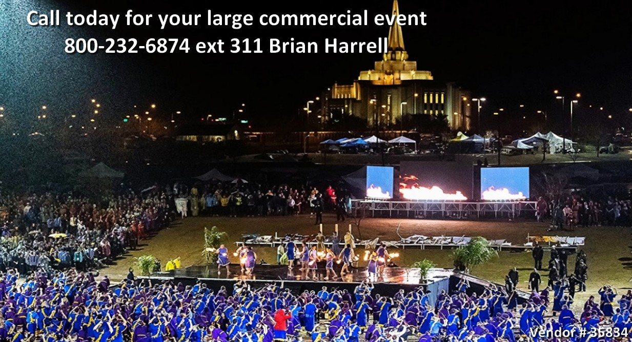 Nevada high resolution outdoor LED screens live event 35834 Large Outdoor LED Screens