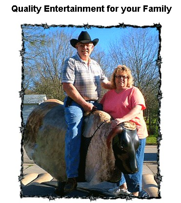 john debbie mechanical bull rentals houston austin texas