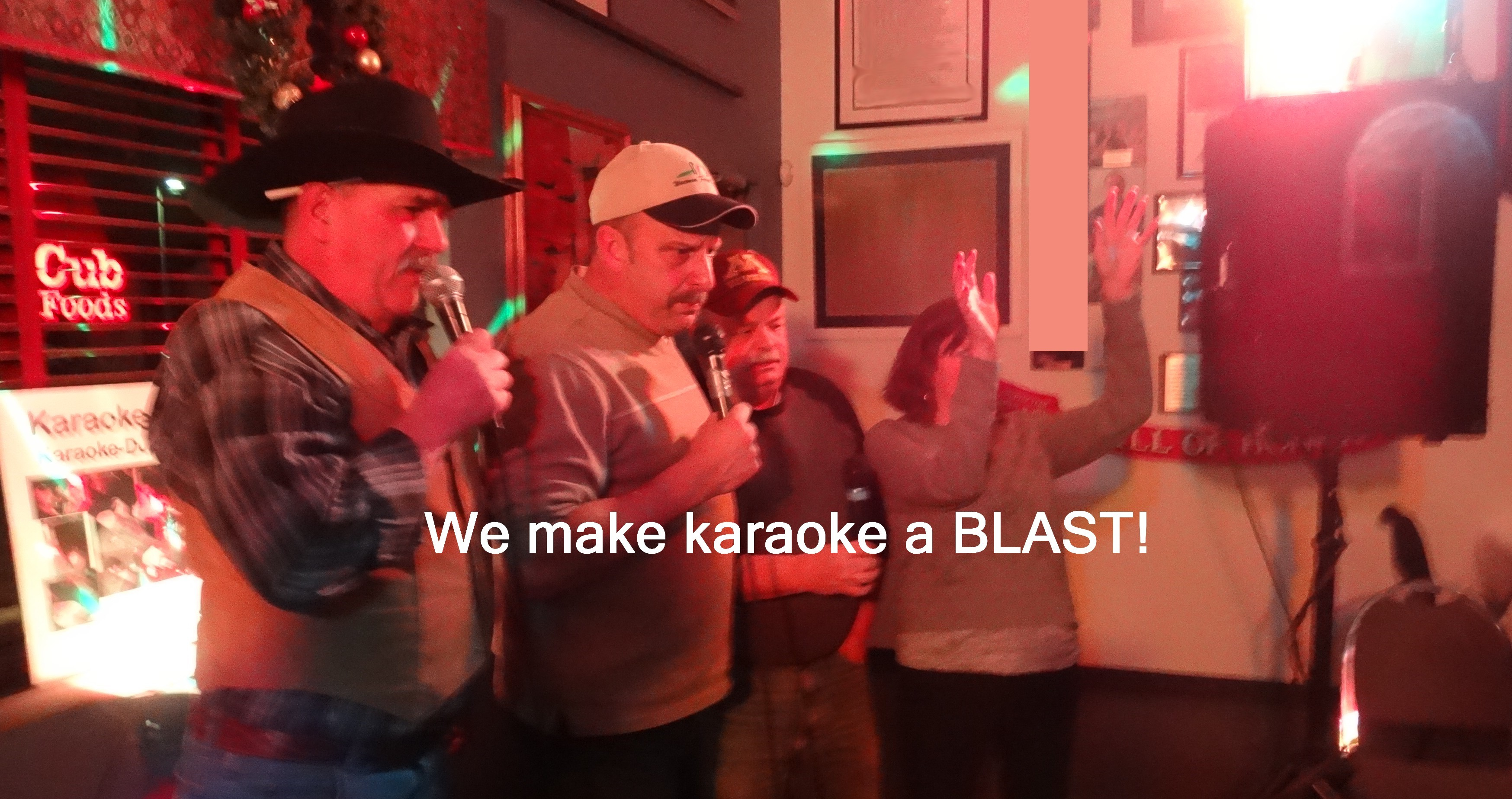 karaoke fun group singalongs