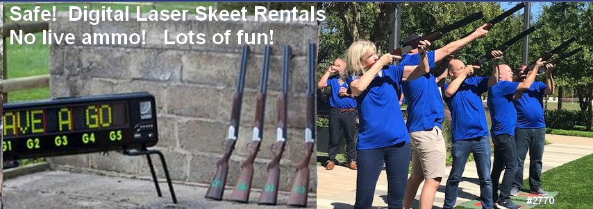 laser skeet rental nationwide 2770