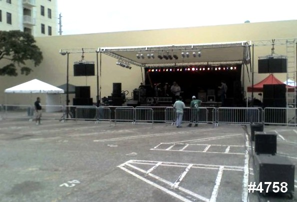 live band on stage event production public festival florida
