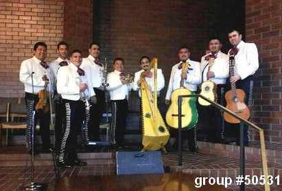 mariachi live musicians large group 50531