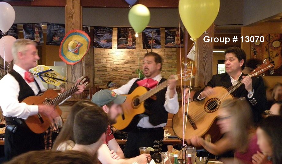 Click to request quotes: Mariachi Musicians (mariachi live musicians trio restaurant guests )-thumb