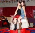 mechanical bull rental detroit 2 girls