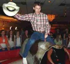 mechanical bull rental orlando