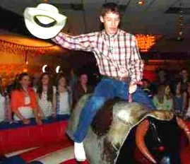 mechanical bull rental waterford detroit