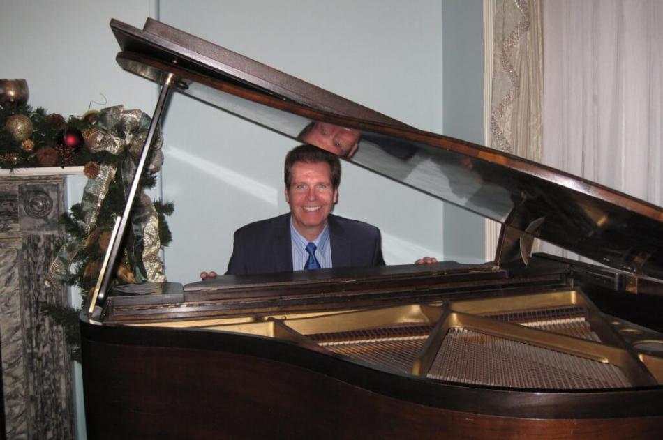 pianist arnie abrams wedding reception new jersey