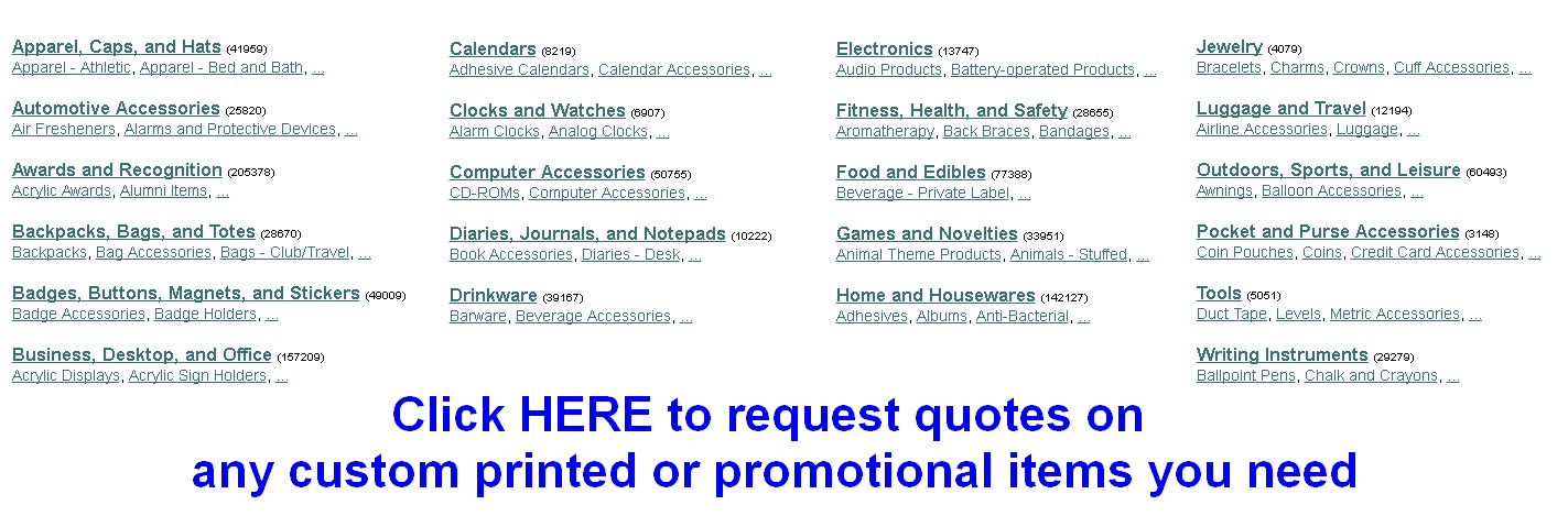Kansas printing custom promotional items Screen Printing Companies