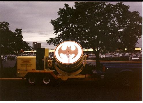 searchlight batman type rental minneapolis st paul mn