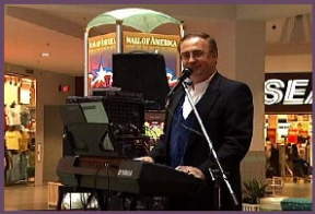 senior event entertainer singer musician minneapolis twin cities jim singing
