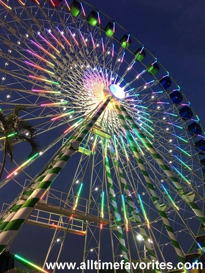 tallest ferris wheel rental usa