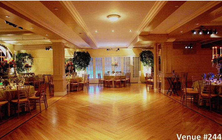 unique hall manhattan venue penthouse rental beautiful view new york