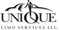 unique limo services logo